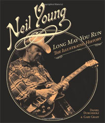 Neil Young: Long May You Run book cover