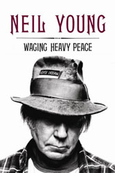 Waging Heavy Peace book cover