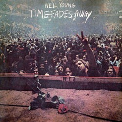 Time Fades Away cover